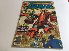 Marvel Comics Earth's Mightiest Heroes The Avengers #198