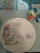 Alfred Meakin - Side Plates x 2 - Montmartre