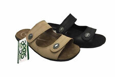 Flat (0 to 1/2 in.) Rubber Solid Sandals & Flip Flops for Women