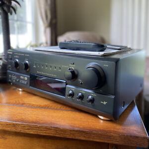 Vintage Technics ~ SA DX940 ~ AV Control Stereo Receiver