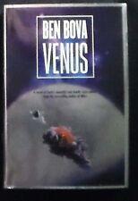 Venus by Ben Bova HB/DJ April 2000 First Edition, First Printing. NEAR FINE/FINE