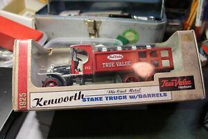 True Value - 1925 Kenworth Stake Truck Bank (1:34) in Original Box
