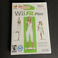 Wii Fit Plus (Nintendo Wii 2009) ~ BRAND NEW SEALED