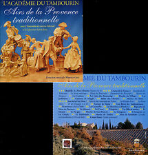 AIRS DE LA PROVENCE TRADITIONNELLE - L'ACADEMIE DU TAMBOURIN , M. GUIS