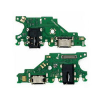 USB Charging Port Connector Dock Plug PCBoard Flex Cable For Huawei Mate 20 Lite