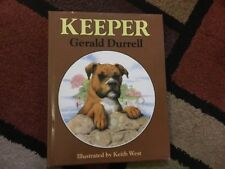 Keeper by Gerald Durrell (1991, Hardcover)