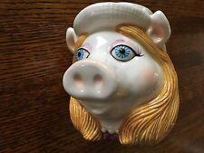 Miss Piggy Ceramic Cup Jim Henson Muppets Mug By Taste Setters Sigma