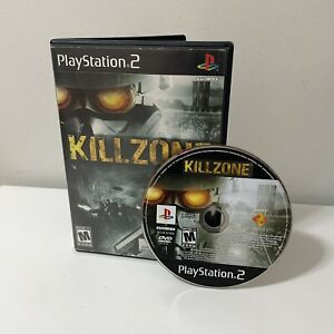 Killzone [Kill Zone] (PlayStation 2, 2004) PS2 Game No Manual - FREE SHIP