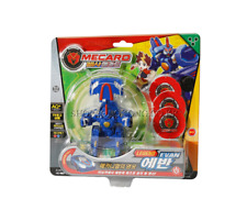CORE MECARD EVAN Legend Mecanimal Transformer Car Robot Toy