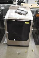 "Samsung Dvg54R7600C 27"" Champagne Front Load Natural Gas Dryer Nob #108897"