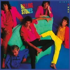 Dirty Work [audioCD] Rolling Stones