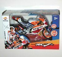 Maisto - HONDA RC213V Repsol Team 2017 #93 Marc Marquez Moto GP Model Scale 1:10