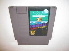 Pinball (Nintendo NES) Game Cartridge Excellent