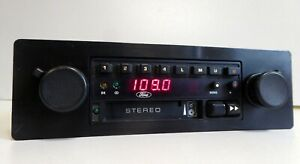 CLASSIC GRUNDIG FORD ESRT 32 DPS FM TAPE RADIO FORD CAPRI MK3 ESCORT SIERRA