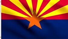 3x5 State of Arizona Flag 3'x5' House Banner Grommets Polyester Fade Resistant