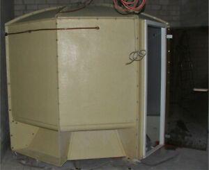 Dampfsauna -Dampfsaunakabine ohne Aggregat 8-Eck - Sauna