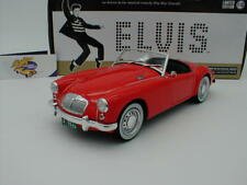 "Greenlight 13524 # MG A 1600 Roadster MKI Baujahr 1959 "" Elvis Presley "" 1:18"