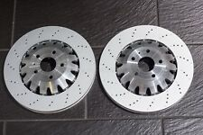 Pair of Audi rs3 8p 2011-2012 Genuine front brake discs 370 mm x 32 mm 8p0615301c