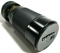 Tamron 80-210mm F/3.8-4 Tele Macro Adaptall 2 Zoom Lens Konica Fit UK Fast Post