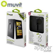 GENUINE MUVIT NOKIA LUMIA 920 CLEAR MINI GEL FLEXY MUSKI0127 PHONE CASE COVER