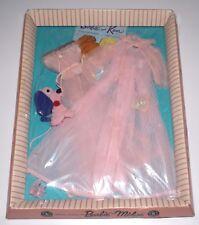 Vintage Barbie & Midge  #965 Nighty Negligee outfit - NRFB MOC MIB Mattel