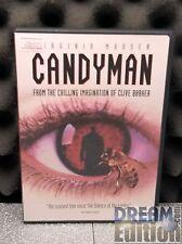 Candyman [dir. Clive Barker; Vaginia Marsden, Tony Todd] (1992) Chiller [DEd]