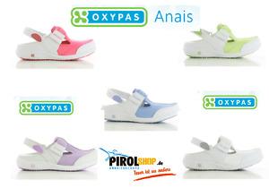 Oxypas Anais Damen Berufsschuh ESD Arbeitsschuhe für Pflege viele Farben NEU