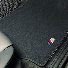 BMW OEM Black Carpet Floor Mats Pad 2010-2013 E70 X5 M 82110440524