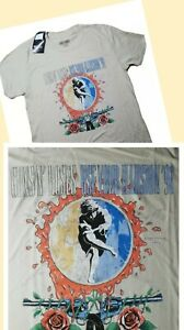 Guns And Roses Use Your Illusion Official T-Shirt Unisex Size S-M Cotton BNWT