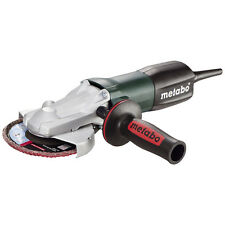Metabo FLAT HEAD ANGLE GRINDER WEF9125PLUS 125mm 900W Quick Nut *German Brand