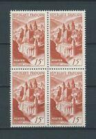 FRANCE - 1947 YT 792 bloc de 4 - TIMBRES NEUFS** MNH LUXE