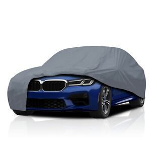 [CSC] 4 Layer Car Cover for BMW 8-Series 1989-1999 UV Protection Durable