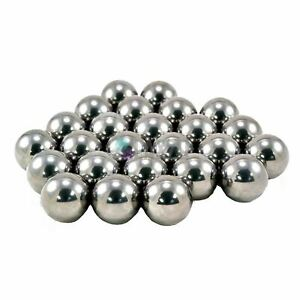 "British made 1/4"" inch Diameter Steel Ball Bearings for Wheels & Bottom Bracket"