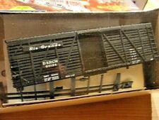 HO Athearn 1777 Stock car Denver Rio Grande
