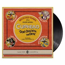 Cuphead Don't Deal With The Devil 2 LP Vinyl Record Soundtrack Maddigan MDHR