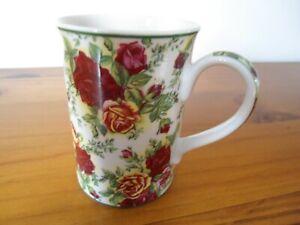 Royal Albert mug 'Old Country Roses' Afternoon Tea II - Exc. Cond.