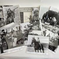 Vintage Press Photos Movie Stills Pressbook Black Beauty 1971 Horse Mark Lester