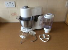 Electric Food Mixer tefal kitchen machine QB200 700 W très peu utilisé avec Extras