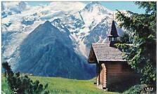 BR2653 Chamonix Mont Blanc Le Mont Blanc   france