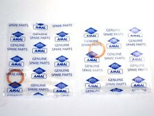 622/151 washer gasket Genuine Amal bowl plug set of 2 930 928 932 626 627