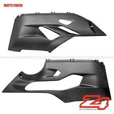 MATTE Ducati 899 1199 1299 Bottom Belly Pan Oil Panel Cowl Fairing Carbon Fiber