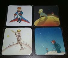 New Coaster set 4 The Little Prince images Absorbent Coasters anti-slip square
