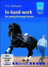 In-Hand-Work for Young Dressage Horses Part 1 DVD  by Fritz Stahlecker BRAND NEW