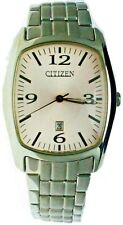 New Old Stock Citizen Pink Face Stainless Steel Case & Band Water Resist Watch