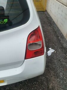 Renault Twingo 2010 o.s.r Driver Side Rear Tail Light Complete