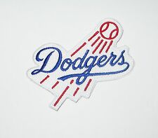 LOT OF (1)  MLB BASEBALL LOS ANGELES DODGERS EMBROIDERED PATCH PATCHES # 59