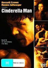Cinderella Man DVD NEW