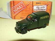 CITROEN 2CV N°002 LA POSTE 1952  NOREV Boite