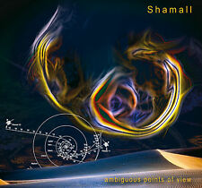 SHAMALL - AMBIGUOUS POINTS OF VIEW 2 CD digibook 2006 NEW + SEALED! JPF Finalist