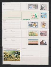 Postfrische Briefmarken-Ganzsachen aus der BRD
